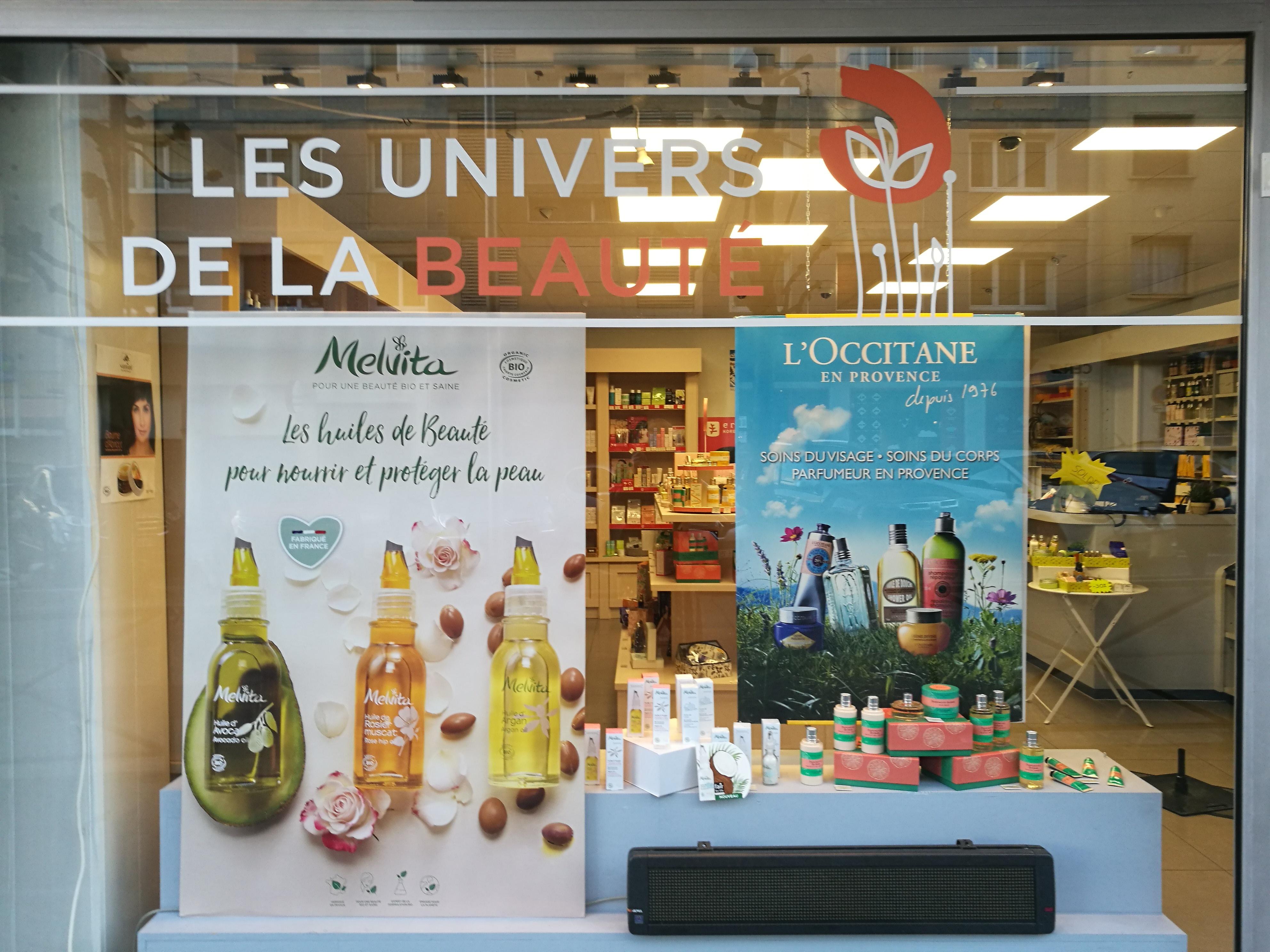 Magasin cosmétique Aix-les-Bains : Le magasin